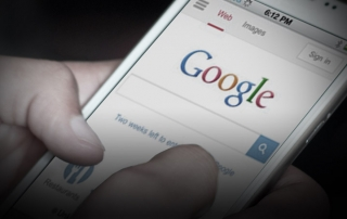 google mobile rankings interstitial ads