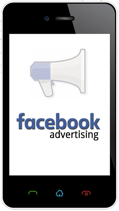 facebook advertising phone ad