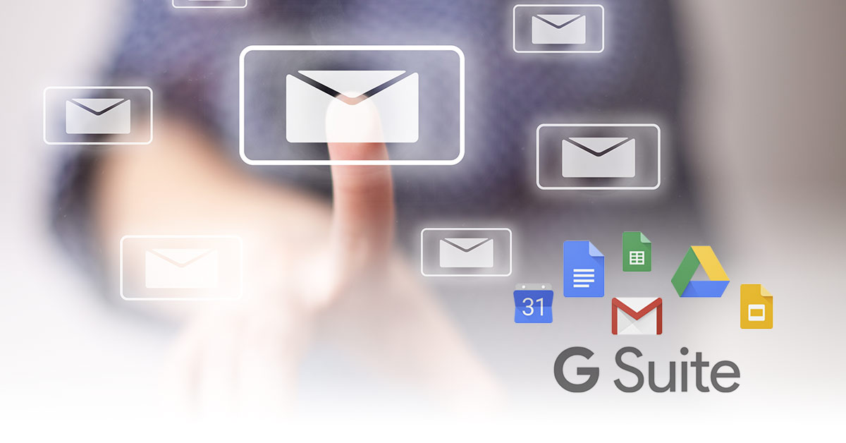 moving migrating from gmail to g suite