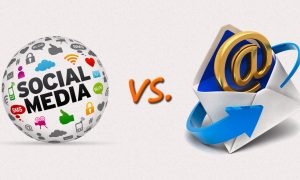 Marketing Showdown: Social Media vs. Email Marketing